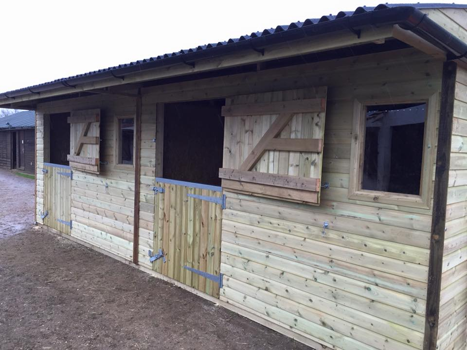 12 x 24 Stable Units