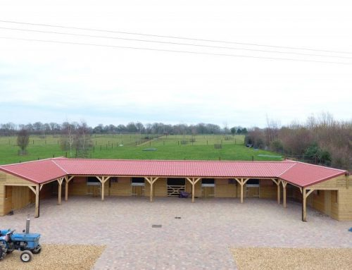 Factors to consider when selecting your stable block