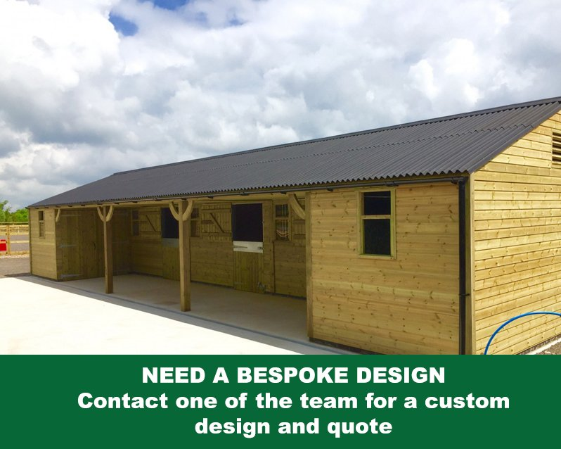 bespoke design from finer stables