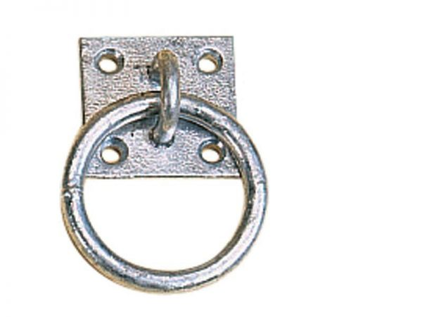 Galvanised Steel Tie Ring