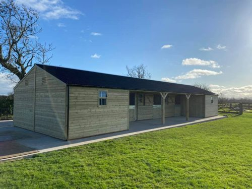 Horse Stables Design Ideas